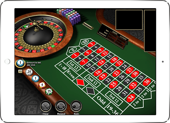 betway - Roulette